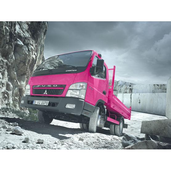 camion benne de 96 kw 130 ch ou 107 kw 145 ch de puissance canter benne mitsubishi fuso. Black Bedroom Furniture Sets. Home Design Ideas