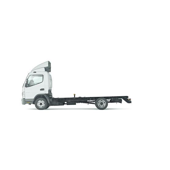 camion ch ssis de 96 kw 130 ch ou 107 kw 145 ch de puissance canter ch ssis 3c13 3c15. Black Bedroom Furniture Sets. Home Design Ideas