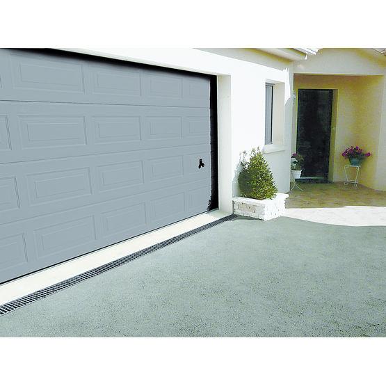 caniveau pour entr e de garage nicoll. Black Bedroom Furniture Sets. Home Design Ideas