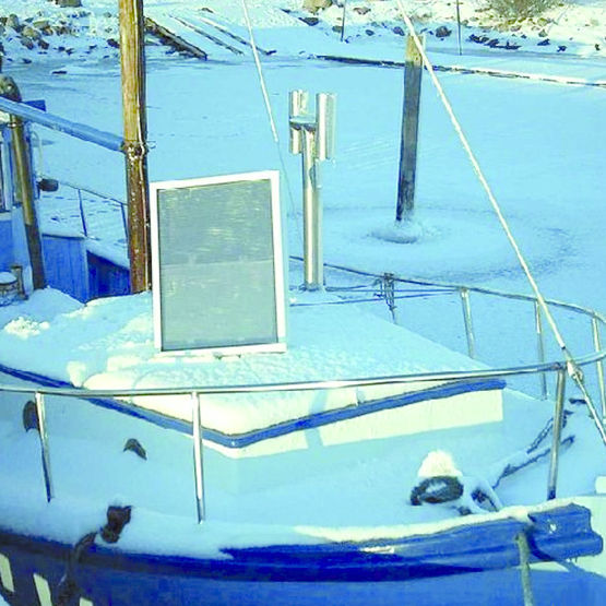 capteur air solaire pour montage sur bateau norellagg kit bateau norellagg. Black Bedroom Furniture Sets. Home Design Ideas