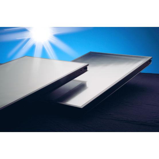 capteur solaire de faible paisseur auto vidangeable rotex. Black Bedroom Furniture Sets. Home Design Ideas