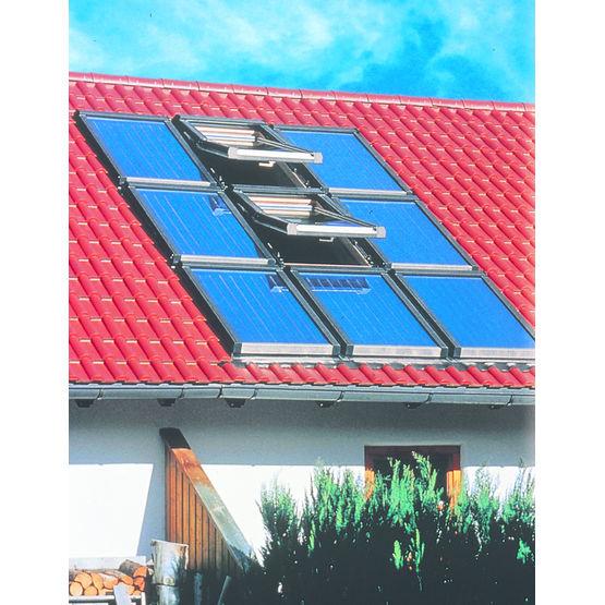 capteurs solaires thermiques pour ecs rsk7 roto frank. Black Bedroom Furniture Sets. Home Design Ideas