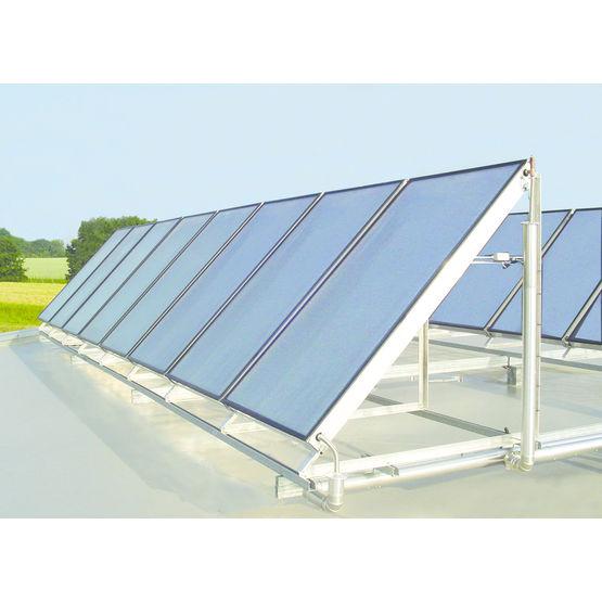 capteurs solaires thermiques pour habitat individuel ou collectif wts f1 weishaupt. Black Bedroom Furniture Sets. Home Design Ideas