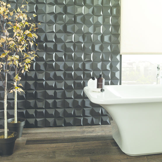 carreaux c ramiques pour salles de bains face negro porcelanosa. Black Bedroom Furniture Sets. Home Design Ideas