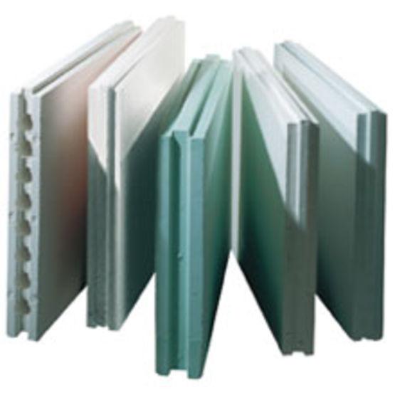 Produit Hydrofuge Pour Placo : carreaux de pl tre alv ol s de 7 cm d 39 paisseur placo ~ Nature-et-papiers.com Idées de Décoration