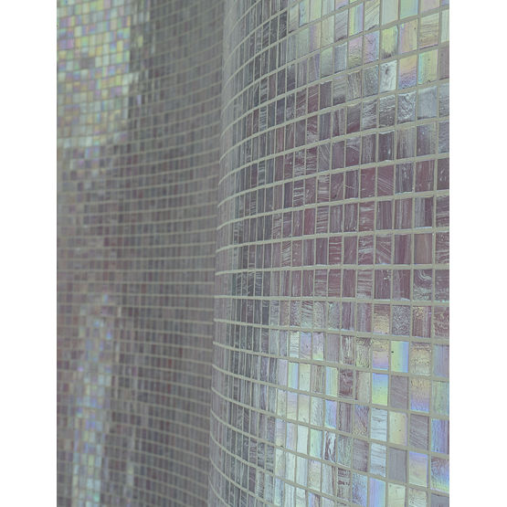 Carreaux iris s en p te de verre bisazza for Bisazza carrelage