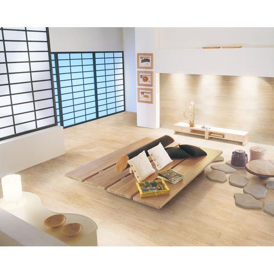 carrelage en gr s porcelain aspect bois pour sol et mur rovere apavisa porcelanico. Black Bedroom Furniture Sets. Home Design Ideas