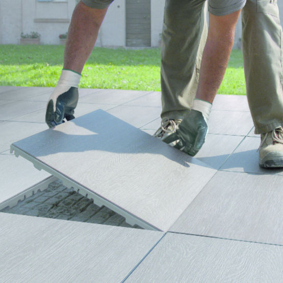 Novoceram outdoor carrelage ext rieur batiproduits for Carrelage sur sable