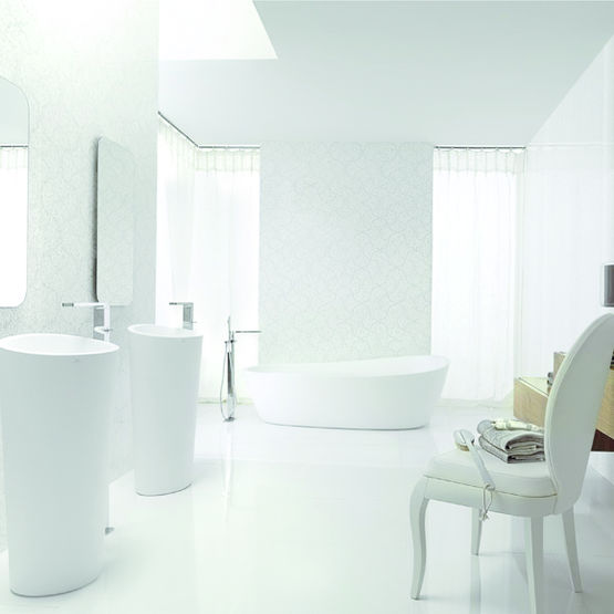 Carrelage mural iridescent porcelanosa for Finition carrelage mural