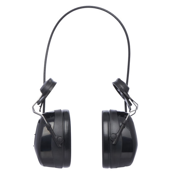 casque de protection auditive anti bruit avec radio fm int gr e. Black Bedroom Furniture Sets. Home Design Ideas