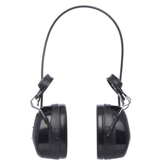 casque de protection auditive anti bruit avec radio fm int gr e. Black Bedroom Furniture Sets. Home Design Ideas