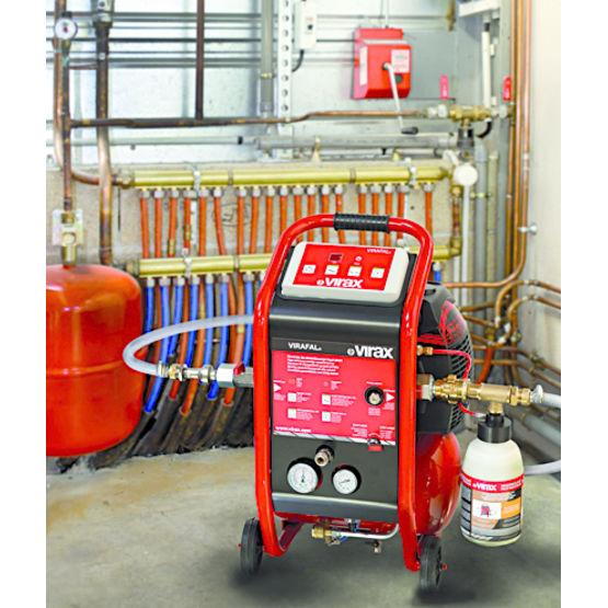 centrale de d sembouage pour circuit de chauffage et d eau potable virafal connect virax. Black Bedroom Furniture Sets. Home Design Ideas