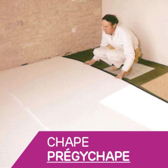 Chape Seche Pour Amelioration Thermo Acoustique Des Planchers Chape Pregychape Siniat
