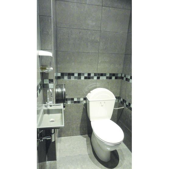chasse dueau basculement de litres de capacit eco wc neves with mecanisme chasse d eau murale. Black Bedroom Furniture Sets. Home Design Ideas