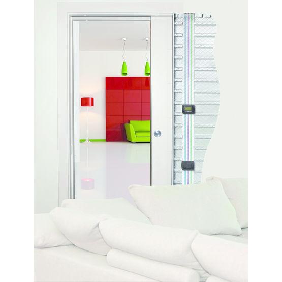 ch ssis de porte coulissante commandes lectriques int gr es protek. Black Bedroom Furniture Sets. Home Design Ideas
