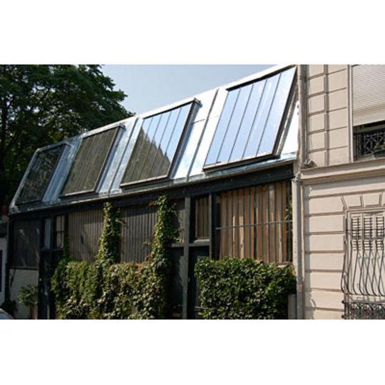 ch ssis fixe de toit en acier rupture de pont thermique. Black Bedroom Furniture Sets. Home Design Ideas
