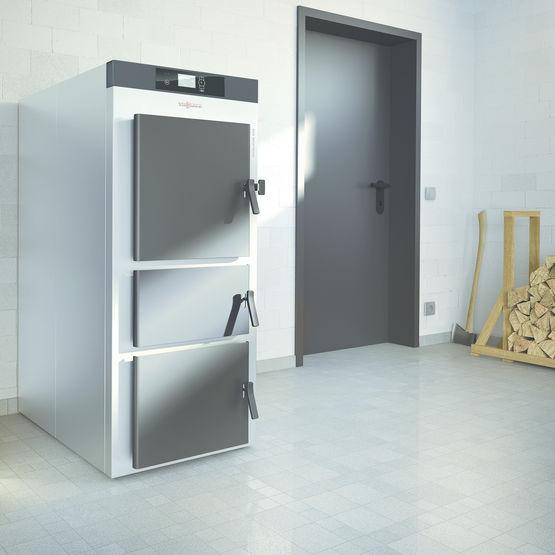 chaudi re bois gaz ificateur vitoligno 200 s viessmann. Black Bedroom Furniture Sets. Home Design Ideas