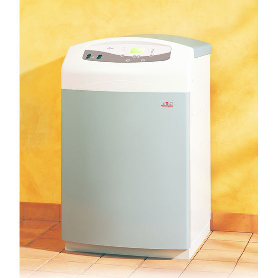 Chaudi re fioul condensation pour chauffage fcx 30c for Sonde exterieur chaudiere