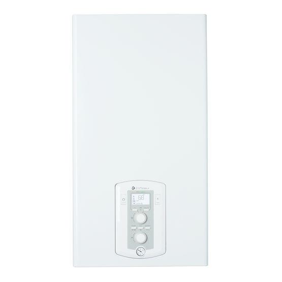 chaudi re gaz condensation compacte clapet int gr. Black Bedroom Furniture Sets. Home Design Ideas
