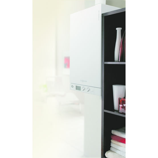 chaudi re murale gaz condensation vitodens 100 w viessmann. Black Bedroom Furniture Sets. Home Design Ideas
