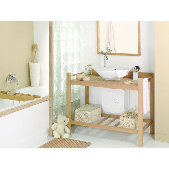 chauffe eau lectrique pour petits espaces alliance petite capacit brossette. Black Bedroom Furniture Sets. Home Design Ideas