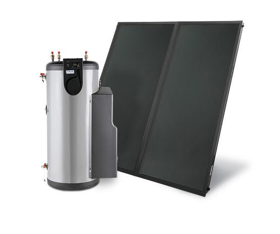 ds matic le chauffe eau solaire autovidengeable de. Black Bedroom Furniture Sets. Home Design Ideas