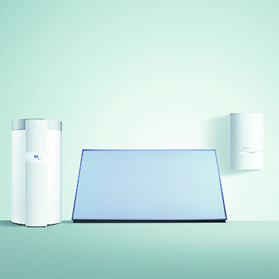 chauffe eau solaire individuel autonome aurostep plus. Black Bedroom Furniture Sets. Home Design Ideas