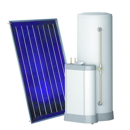 chauffe eau solaire individuel cesi easypack z lios. Black Bedroom Furniture Sets. Home Design Ideas