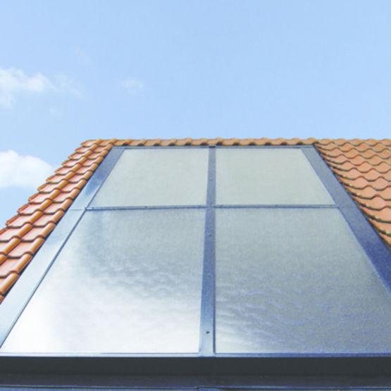 chauffe eau solaire individuel lectrosolaire vitosol 200 f bis viessmann. Black Bedroom Furniture Sets. Home Design Ideas