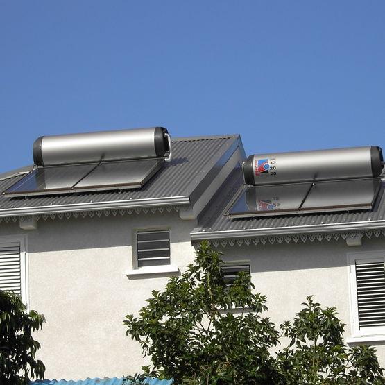 chauffe eau solaire pour production d 39 ecs ksh giordano. Black Bedroom Furniture Sets. Home Design Ideas