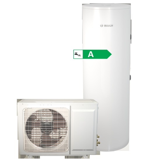 chauffe eau thermodynamique split split compress 3000 dws bosch thermotechnologie. Black Bedroom Furniture Sets. Home Design Ideas