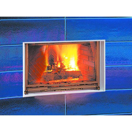 chemin e foyer ferm et climatiseur int gr fond 39 ice. Black Bedroom Furniture Sets. Home Design Ideas