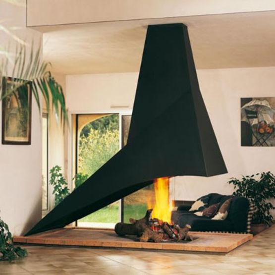 chemin e hotte d corative laetitia 983 centrale chemin es bordelet. Black Bedroom Furniture Sets. Home Design Ideas