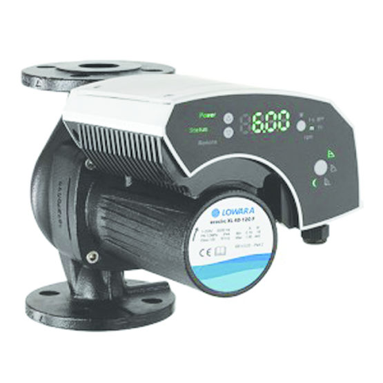 Circulateur haut rendement rotor noy pour chauffage collectif ecocirc xl - Legislation chauffage collectif ...