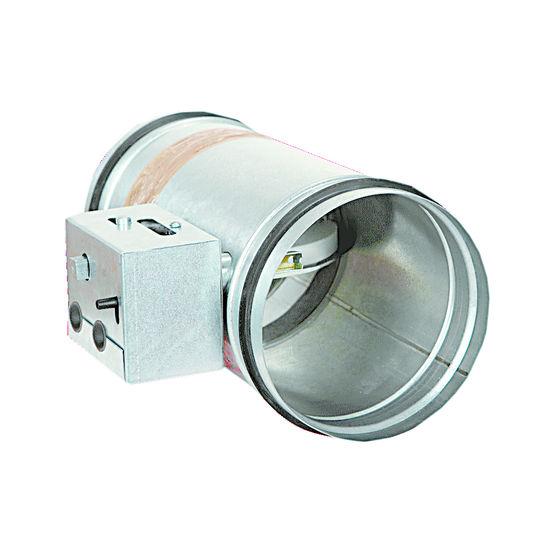 Clapets coupe feu pour le compartimentage en erp et igh clapet eii 20s basic c panol - Installation clapet coupe feu ...