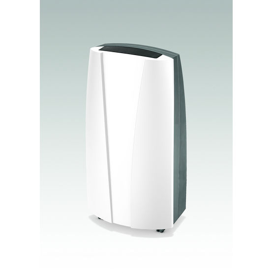climatiseur avec fonction d shumidification pinguino t90 eco de 39 longhi. Black Bedroom Furniture Sets. Home Design Ideas