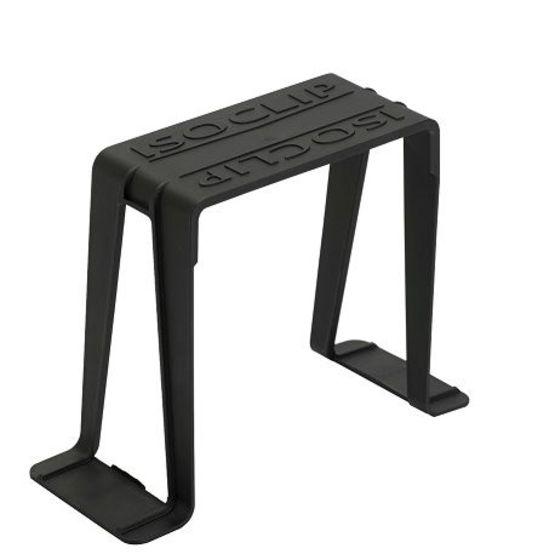 clip de fixation pour isolant souple en toiture avec lame d 39 air isoclip actis. Black Bedroom Furniture Sets. Home Design Ideas