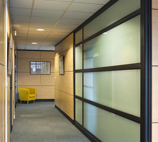 cloison amovible joint creux h5jc hoyez partitionsystems. Black Bedroom Furniture Sets. Home Design Ideas