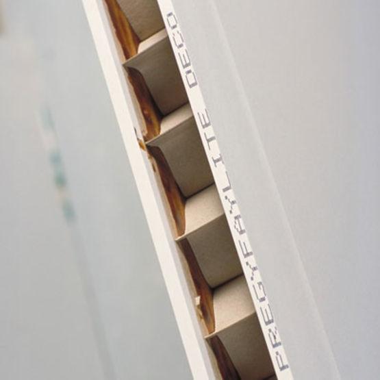 cloison de distribution panneaux alv olaires pr gyfaylite siniat. Black Bedroom Furniture Sets. Home Design Ideas