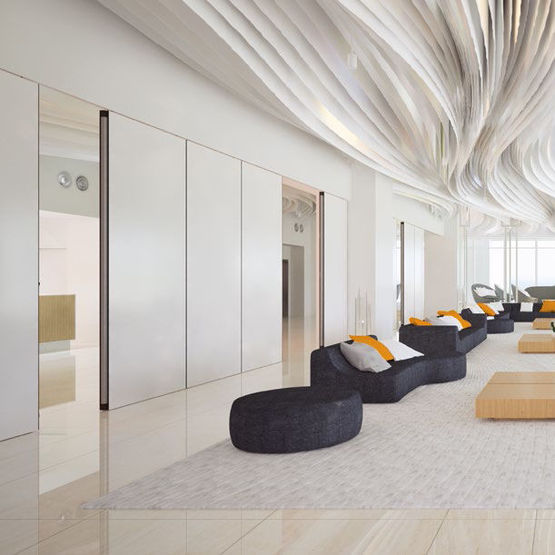 cloison mobile acoustique en alu et acier haute isolation phonique. Black Bedroom Furniture Sets. Home Design Ideas