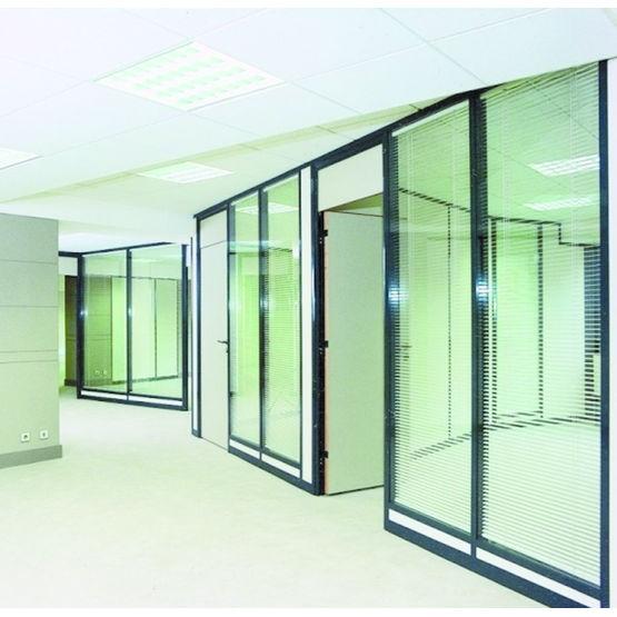 cloison modulable pour bureaux et salles de r union m85 provost. Black Bedroom Furniture Sets. Home Design Ideas