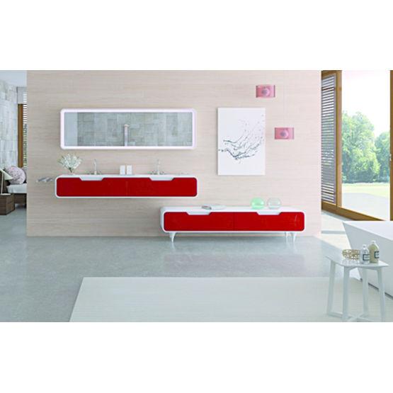 collection de meubles de salle de bain en r sine min rale e pure kramer. Black Bedroom Furniture Sets. Home Design Ideas