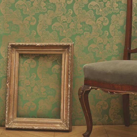 Collection De Papiers Peints Aux Dessins Originaux   Héritage De Isidore  Leory