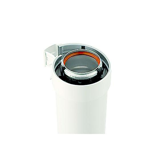 collier clipsable pour conduit de chaudi res condensation gaz ou fioul s kurit ubbink france. Black Bedroom Furniture Sets. Home Design Ideas