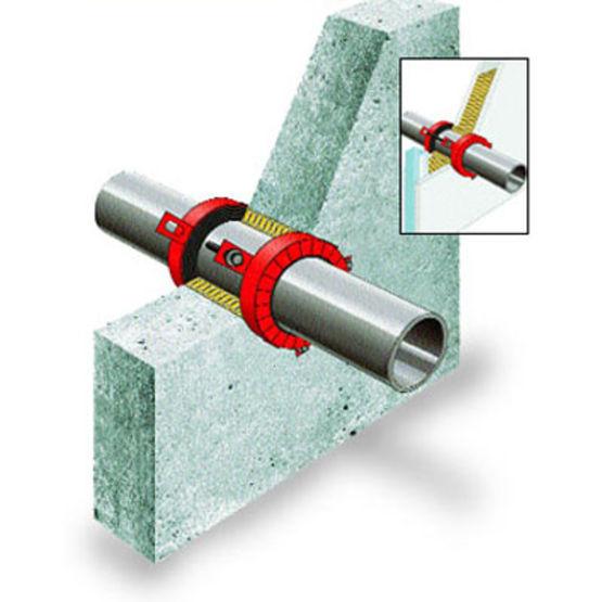 Collier coupe feu pour tubes pvc jusqu 39 31 5 cm de for Laine de verre anti feu