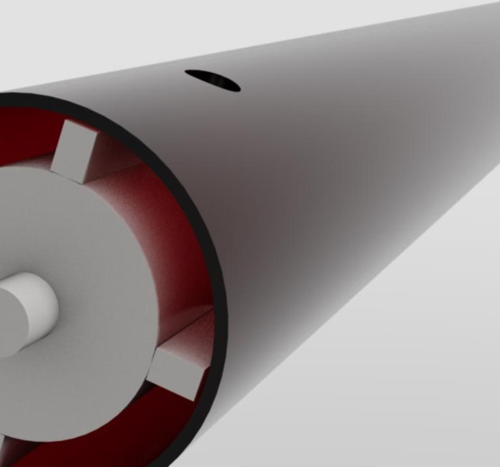 colonne acier ronde ou carr u00e9e avec noyau b u00e9ton