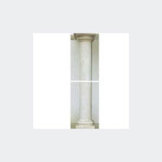 colonne creuse en b ton d 39 aspect pierre colonne. Black Bedroom Furniture Sets. Home Design Ideas