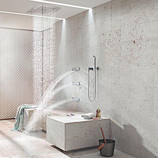 Colonne De Douche Avec Siège Pour Détente | Comfort Shower