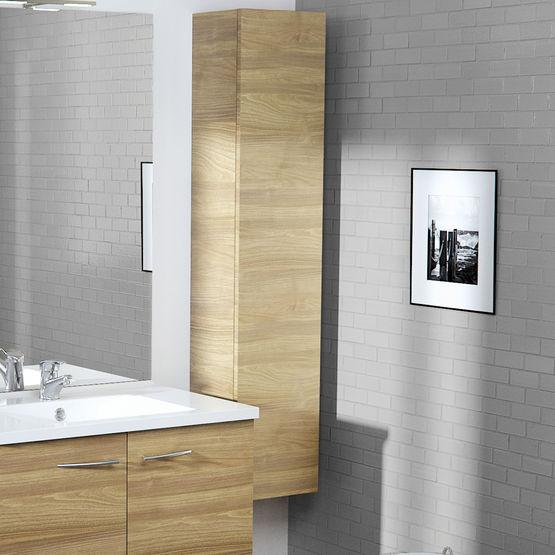 Solo colonne de salle de bain une porte ouvrante for Colonne salle de bain une porte