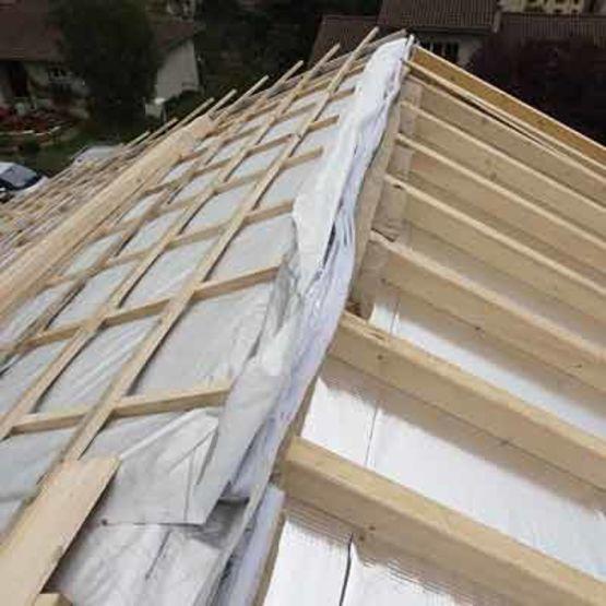 complexe d 39 isolation pour toitures de combles mix gpe